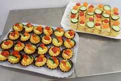 Mignon dolci e salati